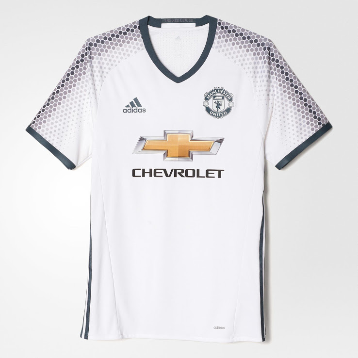 Manchester United 2017 maillot third