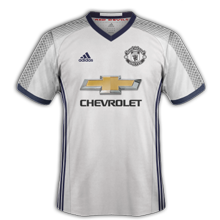 Manchester United 2017 possible troisieme maillot third 16-17
