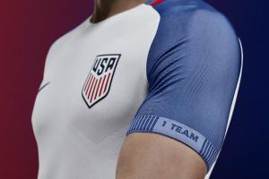 USA Copa America Centenario 2016 Etats-Unis maillot domicile Nike officiel
