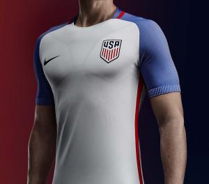 USA Copa America Centenario 2016 maillot domicile Nike