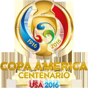 Copa America Centenario 2016 logo