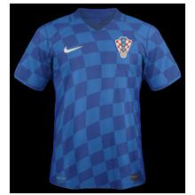 Croatie Euro 2016 maillot foot exterieur