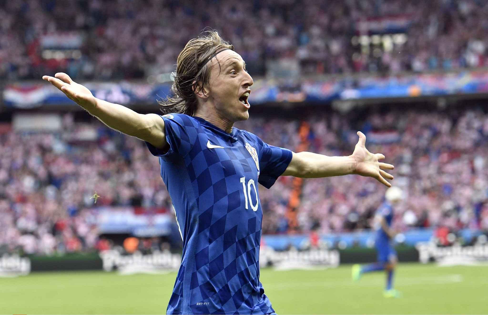 Découvrez les nouveaux maillots de foot Croatie Euro 2016