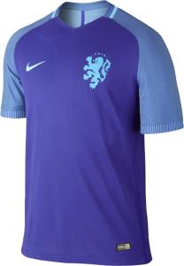 Maillot officiel Pays-Bas 2016 exterieur Nike