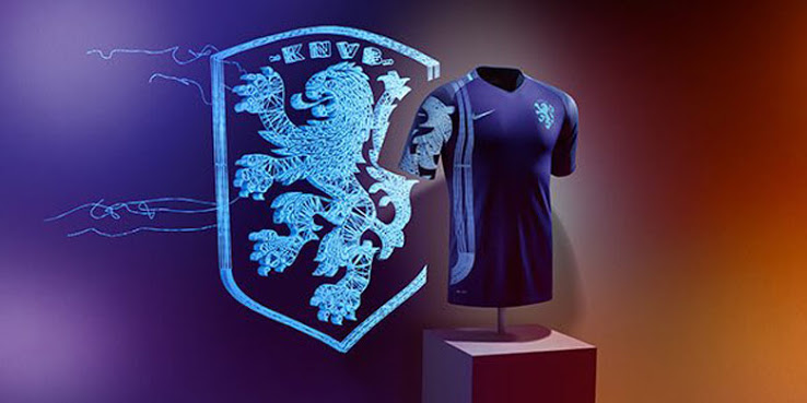 Pays-Bas 2016 les maillots Hollande 2016 Nike