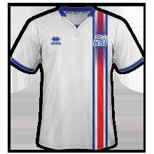 Islande Euro 2016 maillot exterieur 2016