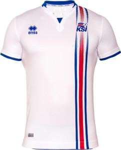 Islande Euro 2016 maillot foot exterieur 2016