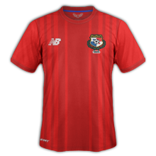 Panama 2016 copa america centenario maillot domicile