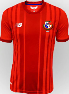 Panama Copa America 2016 maillot domicile foot