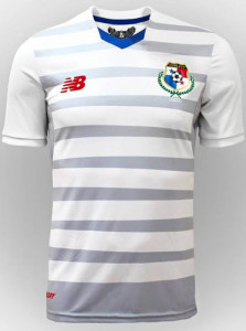 Panama Copa America 2016 maillot exterieur foot