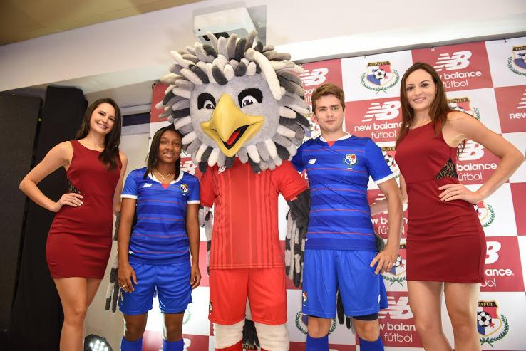 Voici les maillots de foot Panama Copa America Centenario 2016