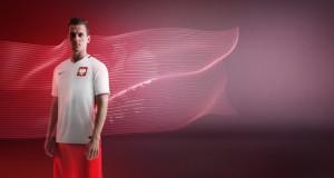Pologne 2016 maillot de football domicile Euro 2016