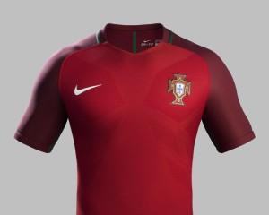 Portugal Euro 2016 maillot domicile foot Nike