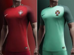 Portugal Euro 2016 maillots de football Nike