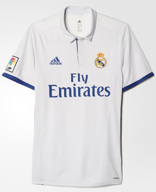 Maillot Domicile Real Madrid de foot