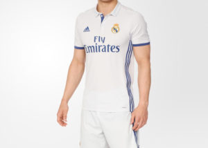 Real Madrid 2017 maillot foot Adidas domicile
