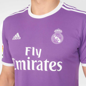 Real Madrid 2017 maillot foot exterieur Adidas
