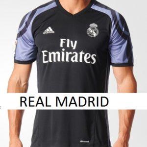 Real Madrid 2017 maillot third 16-17