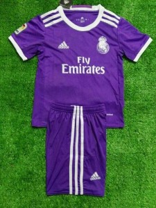 Real Madrid 2017 possible maillot exterieur foot