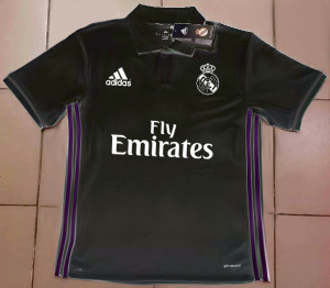 Real Madrid possible maillot third 2016 2017