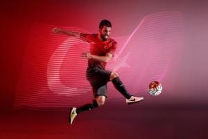Turquie Euro 2016 maillot Nike domicile officiel