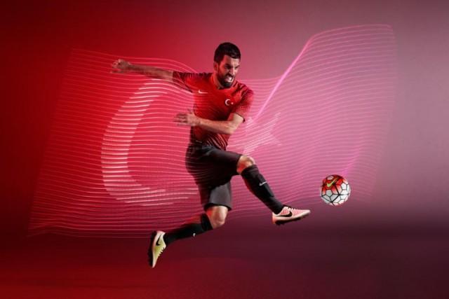 Turquie Euro 2016 les nouveaux maillots de football