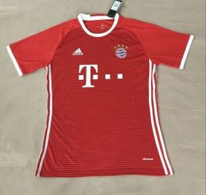 Bayern Munich 2017 maillot foot domicile 16-17