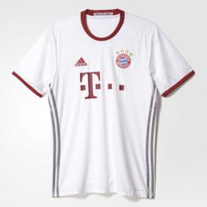 Bayern Munich 2017 maillot third Adidas 2016-2017