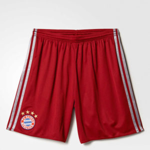 Bayern Munich 2017 short de foot third officiel 16-17