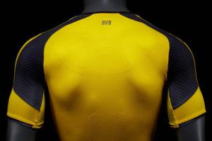 Borussia Dortmund 2017 dos maillot Ligue Des Champions