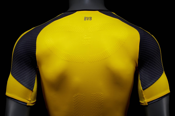 dortmund 2017 les nouveaux maillots de football 16 17 maillots foot actu. Black Bedroom Furniture Sets. Home Design Ideas