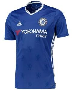 Chelsea 2017 le maillot de foot domicile 2016 2017 Adidas
