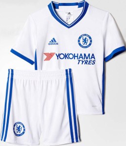 Chelsea 2017 maillot third 2016 2017