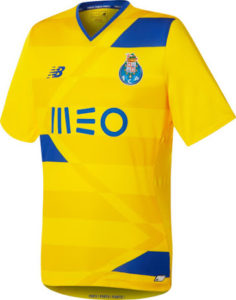 FC Porto 2016 maillot third foot