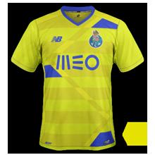 FC Porto 2016 troisieme maillot third foot