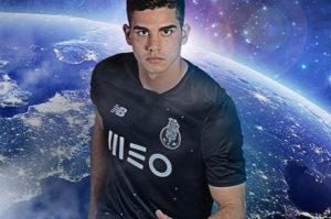 FC Porto 2017 maillot de foot exterieur 16-17