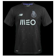 FC Porto 2017 maillot exterieur 16-17