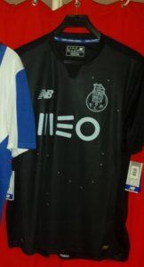 FC Porto 2017 maillot exterieur