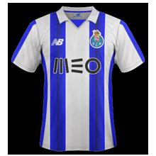FC Porto 2017 maillot foot domicile 16-17