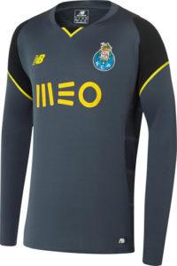 FC Porto 3eme maillot gardien third 16-17