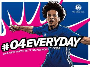 FC Schalke 04 2017 maillot de football 2016 2017
