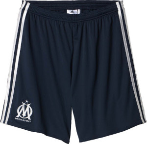 Marseille 2017 short de foot exterieur 16-17