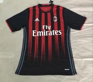 Milan AC 2017 maillot de foot domicile 2016 2017