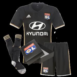 OL 2017 maillot des coupes maillot third noir