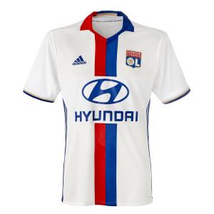 OL 2017 maillot domicile Lyon 2016 2017