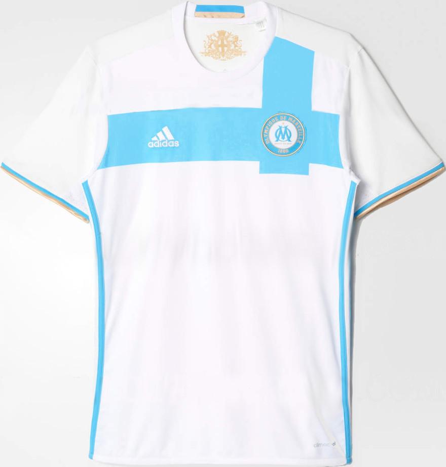 tenue de foot OM nouveau