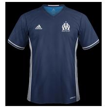 OM 2017 maillot foot exterieur Marseille 2016 2017
