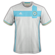 OM 2017 maillot football domicile 2016 2017