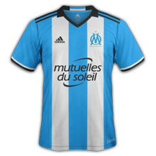 Les maillots de football des clubs 2016 2017 for Maillot exterieur om 2017