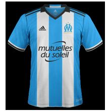 OM 2017 troisieme maillot third Olympique Marseille 2016 2017